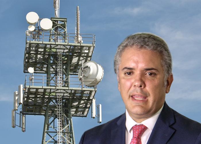 Duque, el uribismo y la privatización de las telecomunicaciones