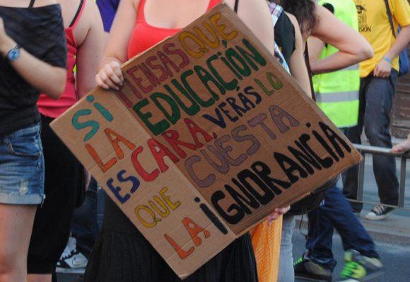 Ante la desigualdad, educación de calidad