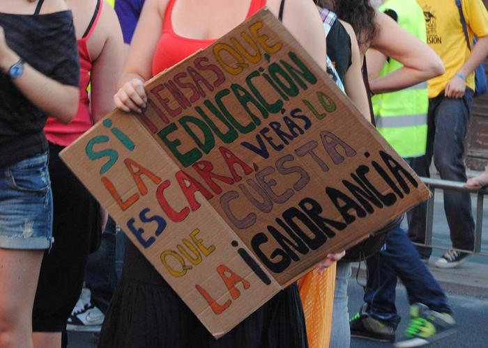 ¿La educación es la solución?