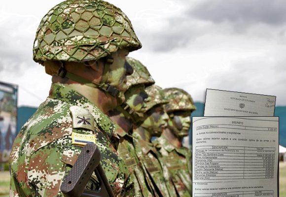 ¿Cuánto pagaba el ejército por guerrillero muerto?