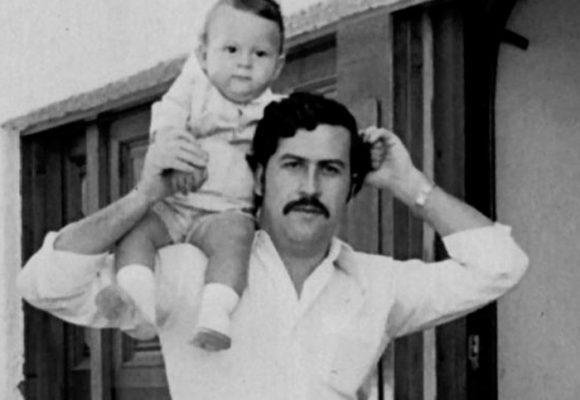 Pablo Escobar, el abuelo que no fue