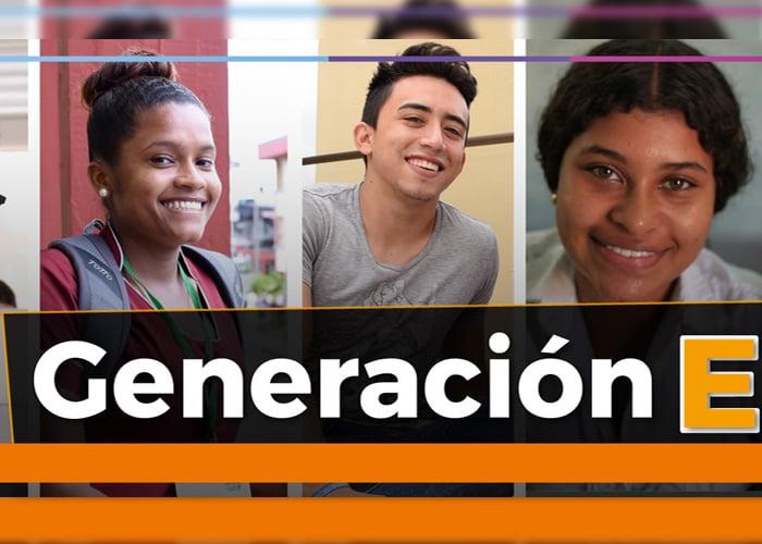 Generación E:
