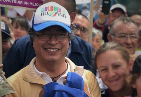 Petro listo para lograr la personería jurídica de Colombia Humana