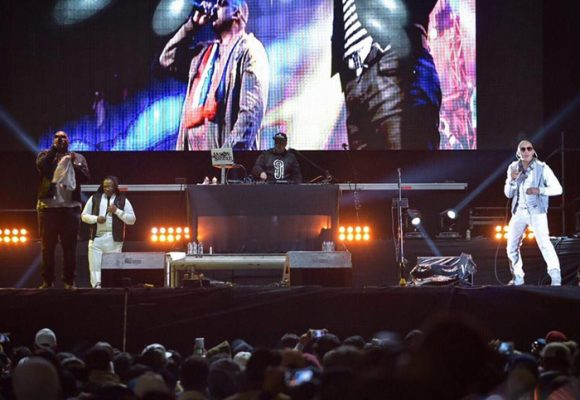 ¿El retorno de la paz en Hip Hop al Parque?