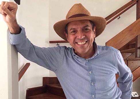 Pepe Zuleta no olvida a Alvaro Barros,  su amigo muerto en el ascensor del Palacio de Justicia de Cali