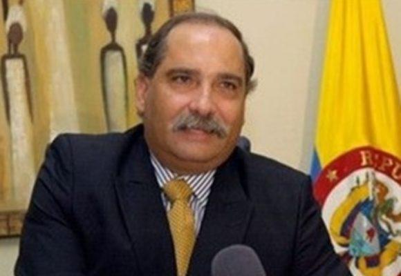 El exembajador Juan José Chaux detenido, sigue moviendo los hilos uribistas en Popayán