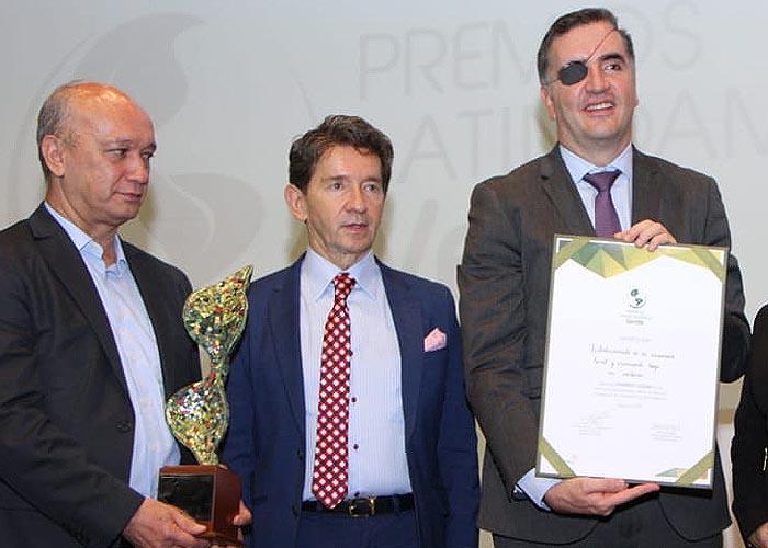 Idea, triunfador en prestigioso premio de sostenibilidad