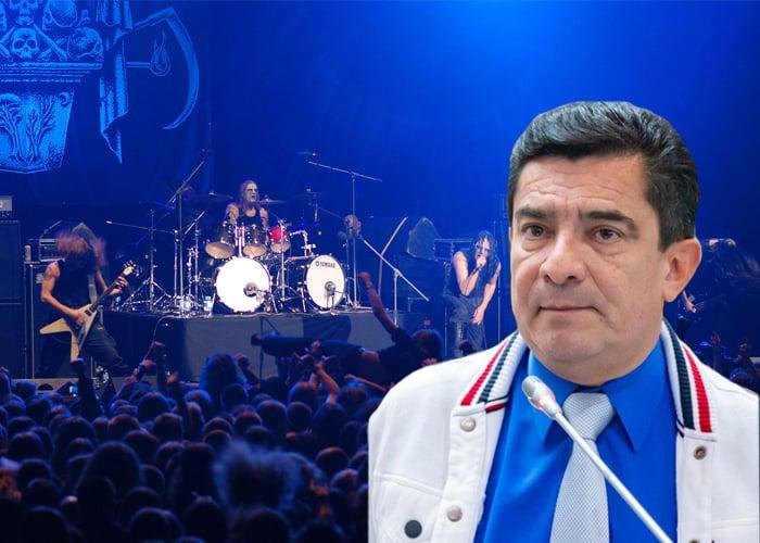 La santa inquisición canceló el concierto de Marduk, ¿qué más logrará?