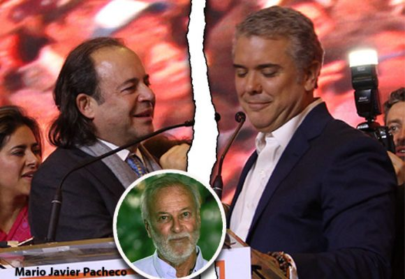 Descabezada de Mario Javier Pacheco para Centro de Memoria histórica, primer roce Luigi-Duque