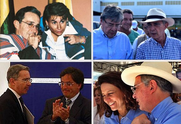 La mano de Uribe en el gabinete de Duque