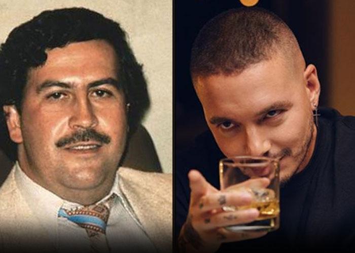 J Balvin, el nombre que reemplazó a Pablo Escobar