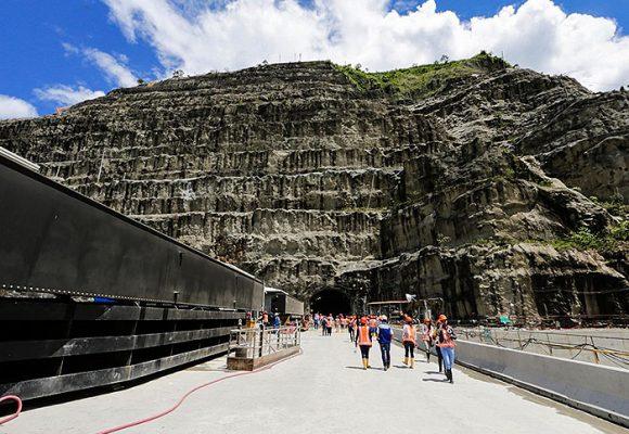Hidroituango, un proyecto que camina en medio de la crisis
