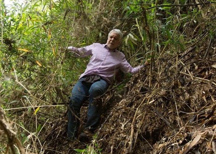 Peñalosa perdido en los Cerros Orientales: una metáfora de su administración
