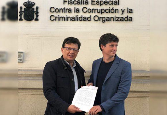 Progresistas, Colombia Humana y Podemos, una alianza para luchar contra la corrupción
