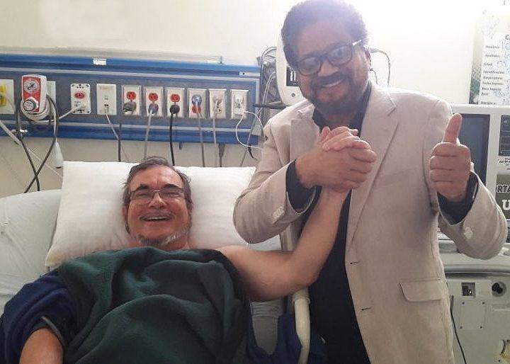 Márquez vs Timochenko: revelaciones de una pelea a muerte