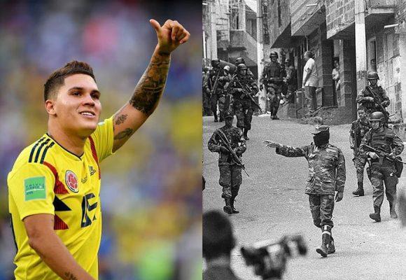 Juan Fernando Quintero, el muchacho que se salvó de la Operación Orión