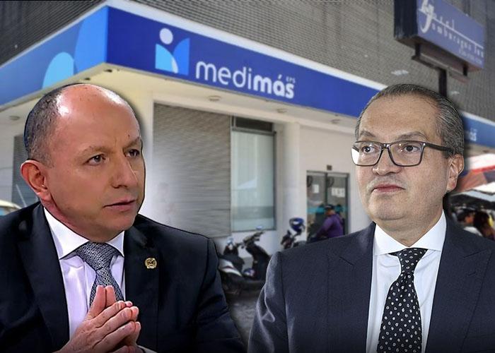 ¿Eficiencia u obsesión del procurador Carrillo contra Medimás?