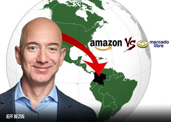 El aterrizaje de Amazon en Colombia