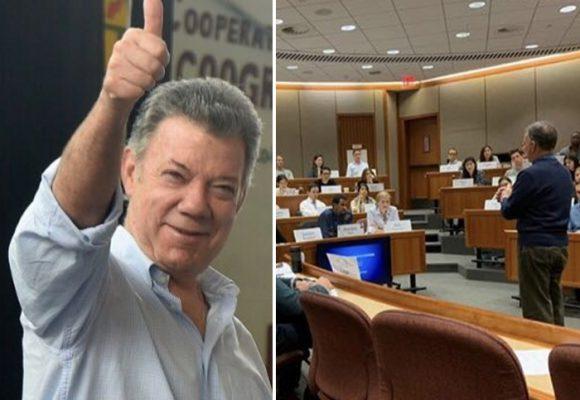 Ser profe de la nacho: la ultima mamertada de Juan Manuel Santos