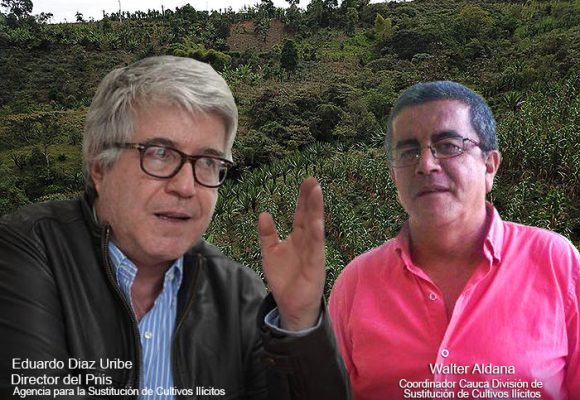 El puntillazo del gobierno Santos a la sustitución en el Cauca