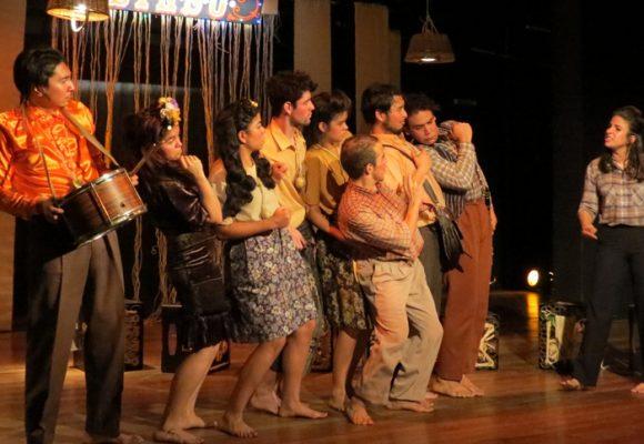 'Bingo', una mágica obra de teatro