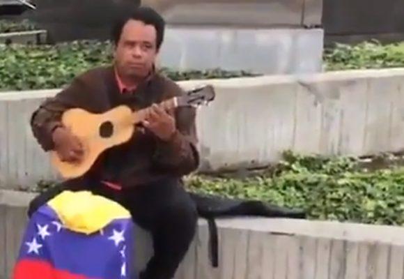 VIDEO: Tirso Orozco, un hombre al que le falta país pero le sobra dignidad
