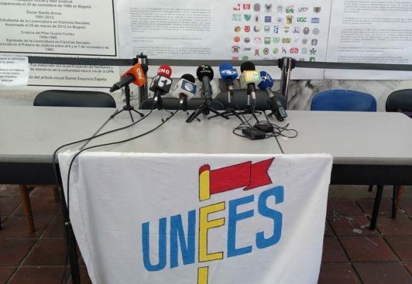 La pelea de la UNEES por la educación