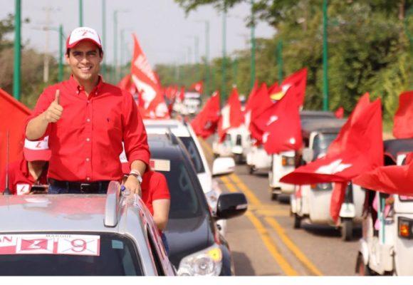 ¿Por qué Alejandro Vega votó sí para alargar el periodo de gobernadores y alcaldes?