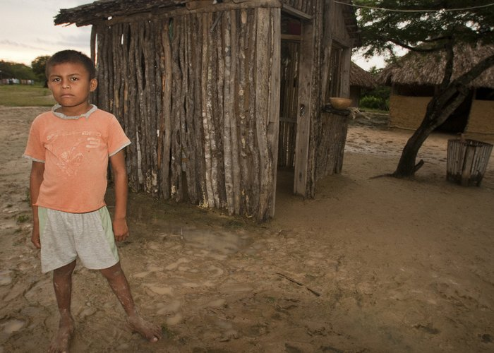 Lo que los niños wayúu ignoran