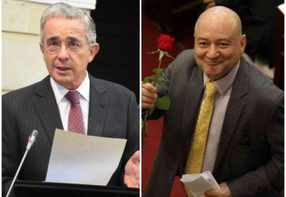 A Uribe dejaron de incomodarle las Farc en el Congreso