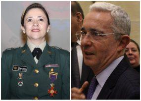 Cristina Lombana, la única mujer en la nueva sala de la Corte Suprema