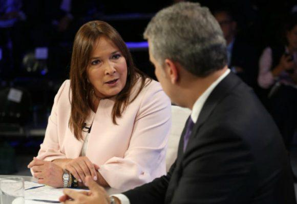 """Susana Correa se atrevió a romper el """"hagámonos pasito"""" del gobierno Duque"""
