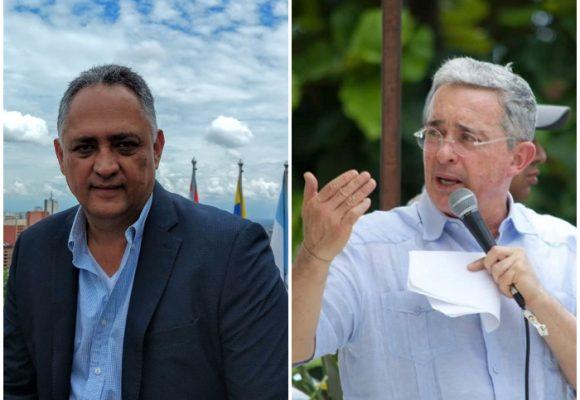 Uribe destapa su carta para la Alcaldía de Cali