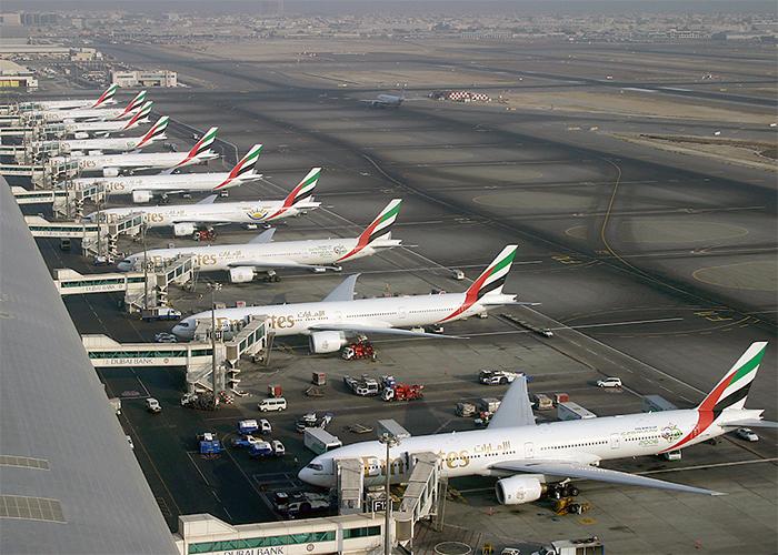 Los 5 aeropuertos más congestionados del mundo
