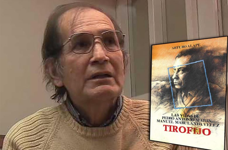 Arturo Alape le deja al país 50 años de historia en documentos