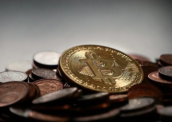 Las monedas digitales en caída