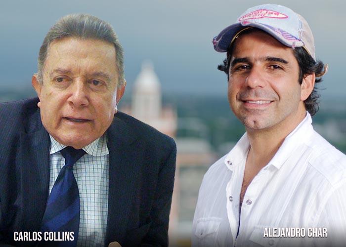 Collins y Char perdieron los $179 mil millones