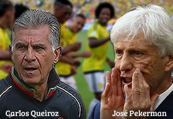 Decidido reemplazo de Pekerman: Carlos Queiroz