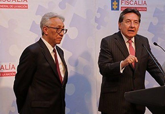 Carlos Valdés, el director de Medicina Legal se ha logrado sostener con cinco fiscales
