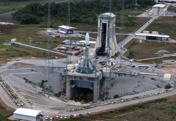 Cementos Argos: proveedor del puerto espacial europeo en Guyana Francesa