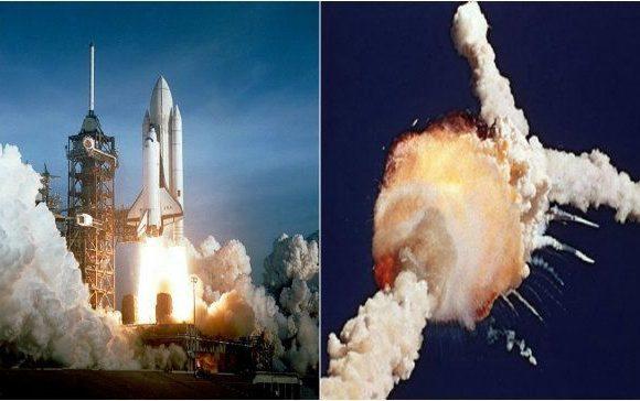 El peor accidente en la Historia de la NASA