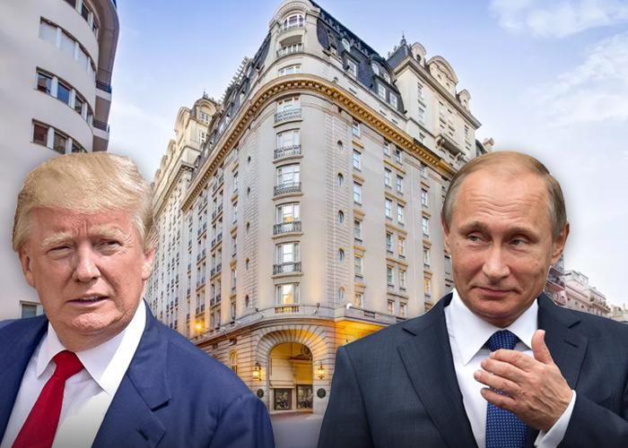 Los hoteles escogidos por Putin, Trump y los poderosos del G20