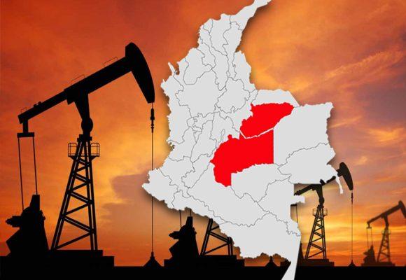 ¿Dónde está el petróleo en Colombia?