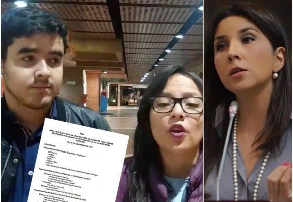 """""""Busquen la plata en el ICETEX"""": estudiantes dicen que sí hay recursos"""