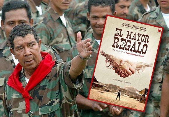 Una película española con jefes paramilitares pidiéndole perdón a Colombia
