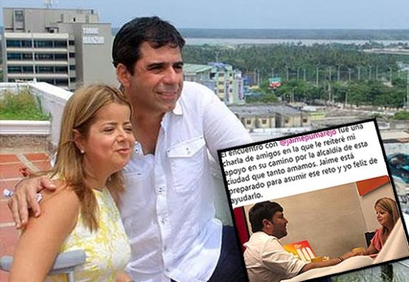 Se despeja el camino del sucesor de Alex Char en Barranquilla