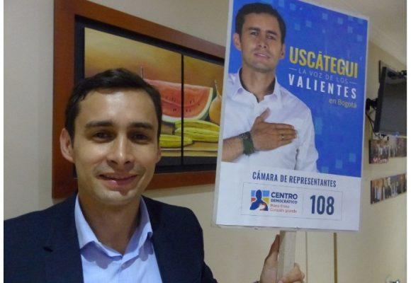 En manos del uribista José Uscátegui se hunde segundo proyecto anticorrupción
