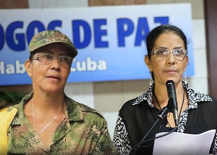 Con Érika Montero, ¿comienza el ataque a los comandantes sin armas?