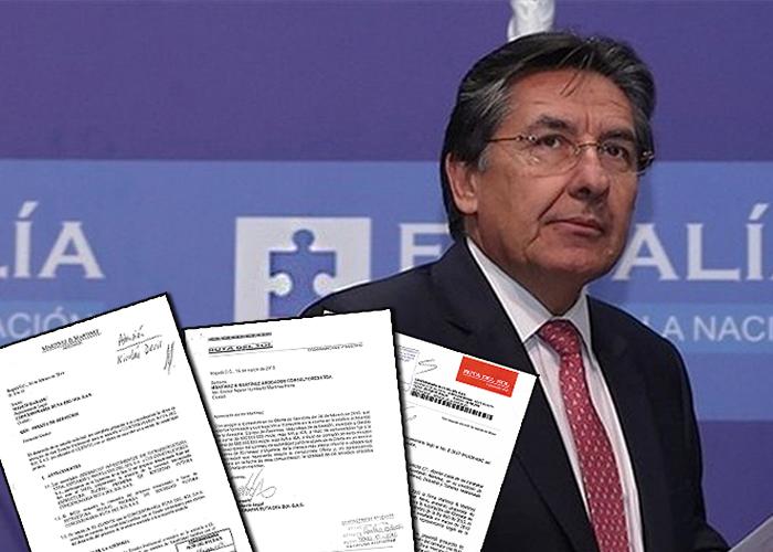 Néstor Humberto Martínez y la Ruta del Sol: 6 años de negocios