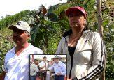 Ángela y Leonardo lograron lo impensable: recuperar su finquita arrebatada por Doblecero